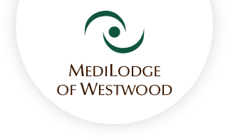 Medilodge of westwood web logo